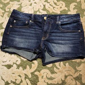 American Eagle Stretch Denim shorts 14